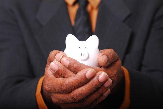 skarbonka, plan oszczędnościowy