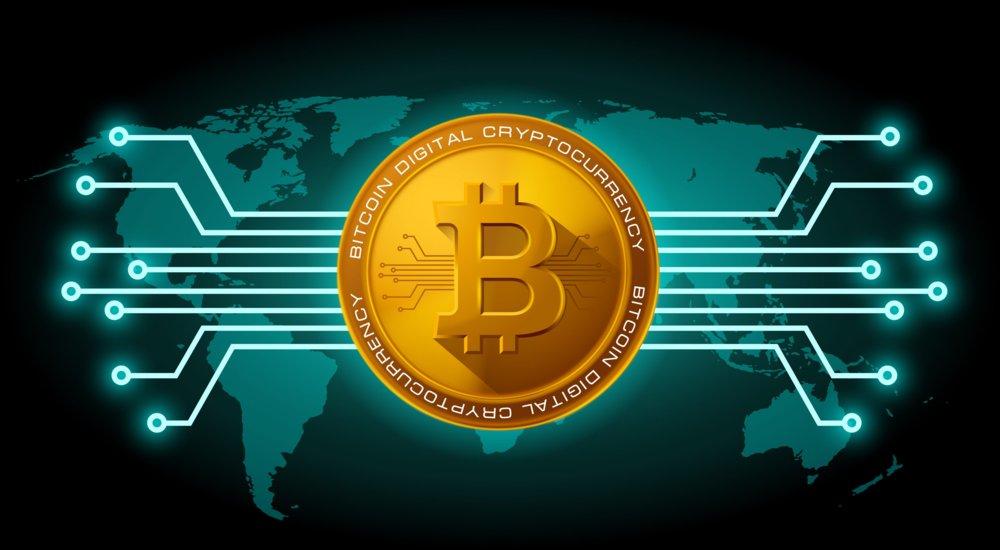 bitcoin tapeta