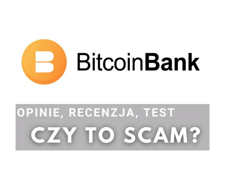 Bitcoin Bank logowanie rejestracja