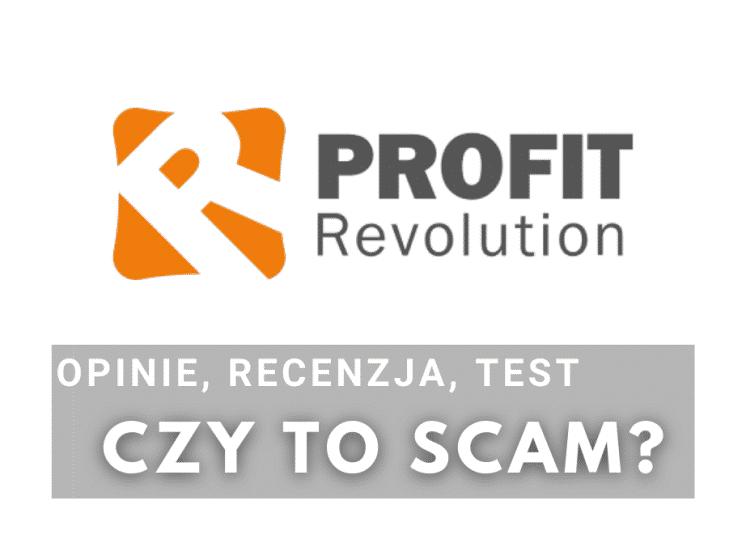 Profit Revolution informacje i recenzja