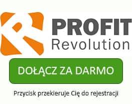 Profit Revolution rejestracja