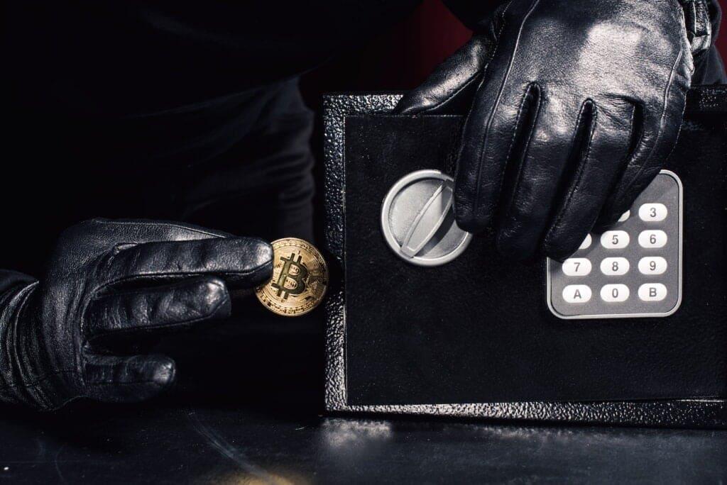 czy bitcoin jest bezpieczny