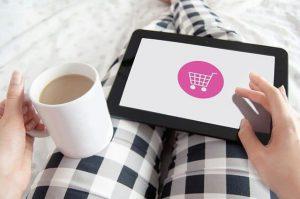 sklep internetowy zarobki