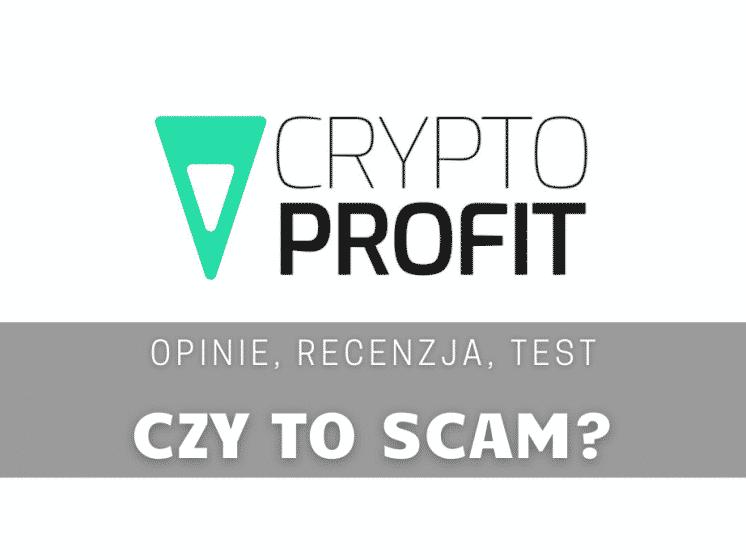 Crypto Profit opinie użytkowników