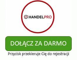 Handel Pro rejestracja i logowanie