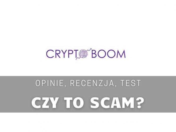 crypto boom opinie